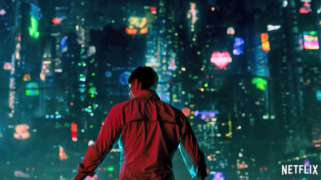 見事に構築されたブレードランナー的世界観! Netflix発SFサイバーパンク作品『オルタード・カーボン』最新トレイラー