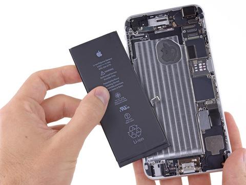 iPhone 6 Plusのバッテリー交換、一部地域で「数カ月待ち」。ディスカウントの需要が原因