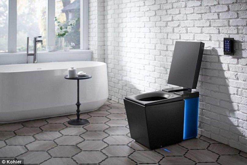「Alexa、お尻を温めて」。音声で操作する多機能スマート・トイレ