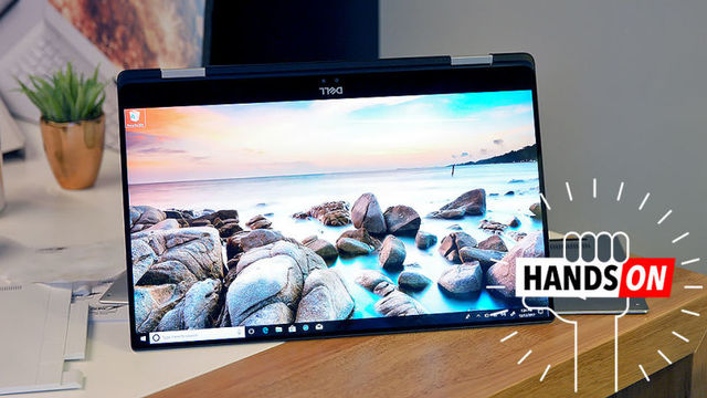 Dell XPS 15ハンズオン:MacBook Proの対抗馬となるオールラウンダー。ウェブカムの位置だけが気にくわない