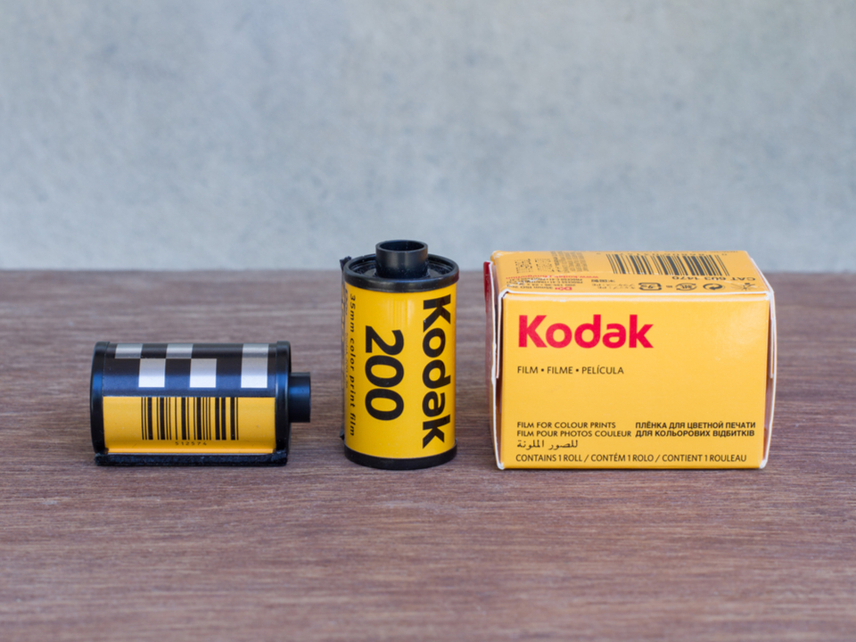 Kodakも仮想通貨プロジェクトに参入へ。株価、一気に跳ね上がる