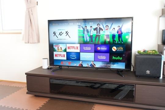ゲオの格安4Kテレビ レビュー:5万円とは思えない美しい4K体験、5万円なりの「激安リスク」