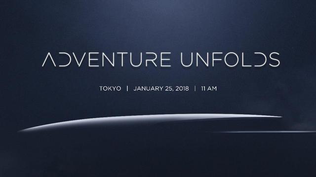 DJI、1月25日に日本で新製品をお披露目。新ドローン「Mavic Air」発表?