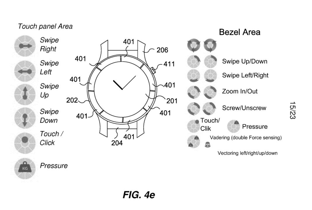 スマートウォッチの操作感が変わるかも! HUAWEIが「タッチセンサー付きベゼル」の特許を取得