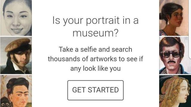 世界の名画からアナタのソックリさんを探すアプリ「Google Arts & Culture」