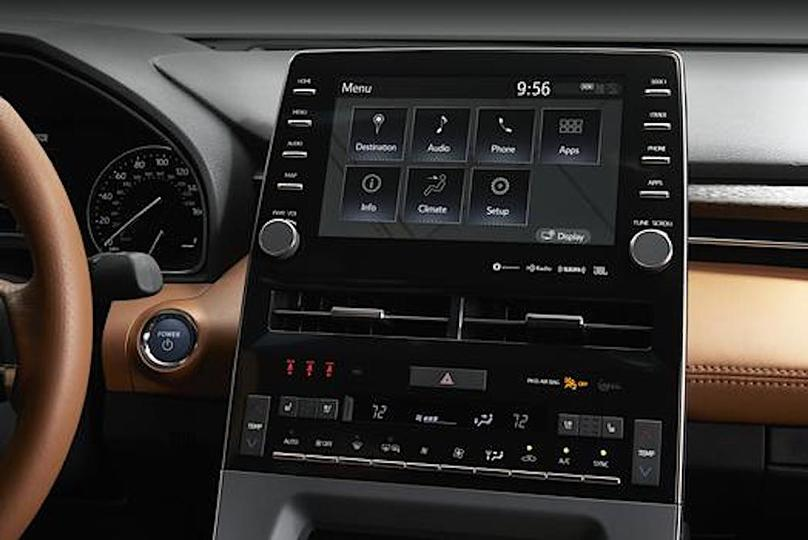 トヨタ、北米向けセダンのAvalonで「CarPlay」採用 | ギズモード・ジャパン