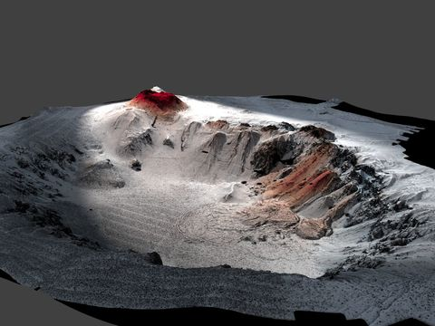 今世紀最大の噴火は海底でひそかに終わっていた…