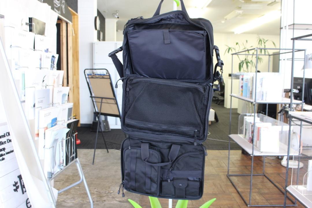 欲張り3WAYのコンプリート感。多機能バックパック「TOKYO SOHO BAG」を使ってみた