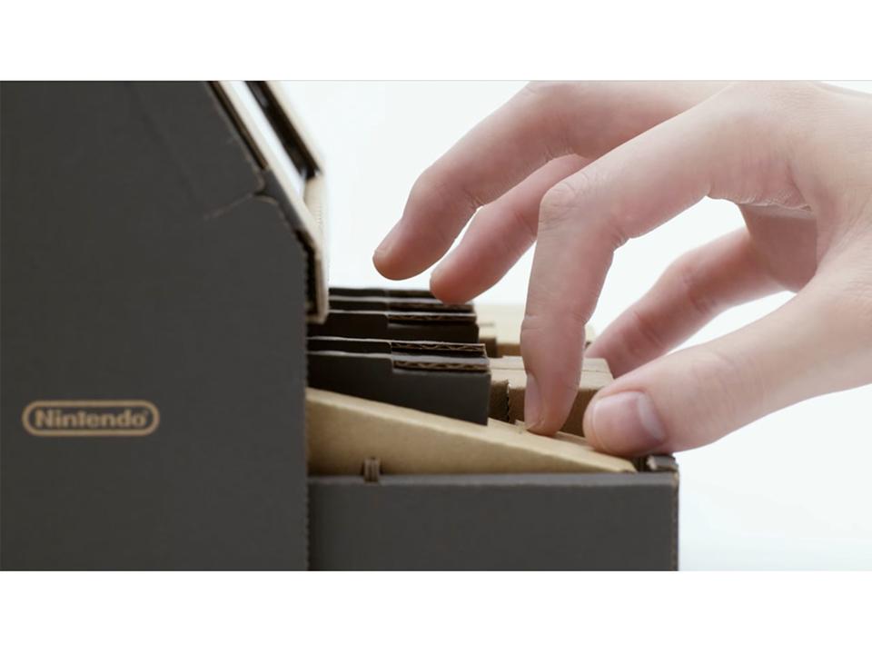 任天堂によるダンボール製の自作キット「Nintendo Labo」は高すぎる? いろんな遊び方はできるけれど…