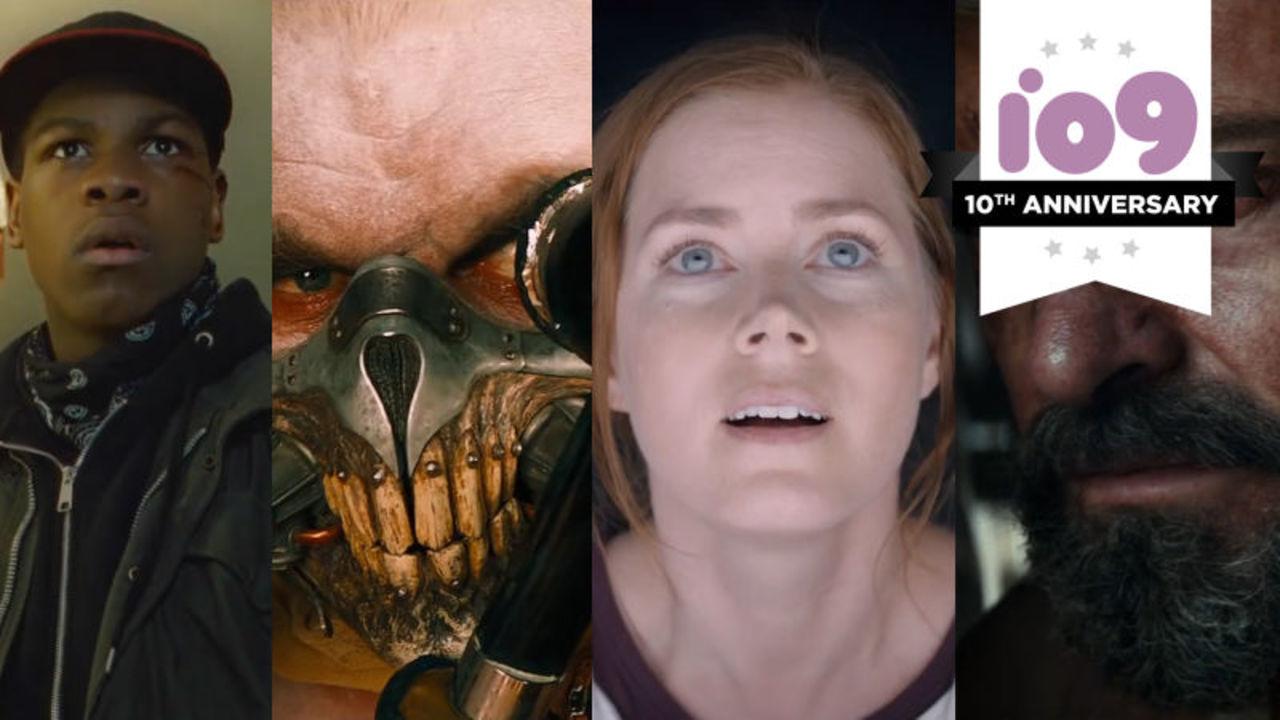 過去10年でもっとも素晴らしかった映画トップ10