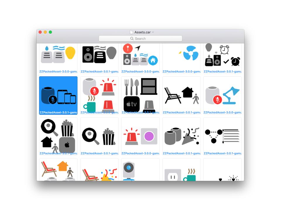 iOSベータ版からHomePodのアイコンが多数発見!