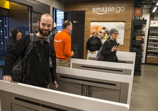 ちゃんと実現して感動。レジを通さないお買い物「Amazon Go」試験導入スタート!
