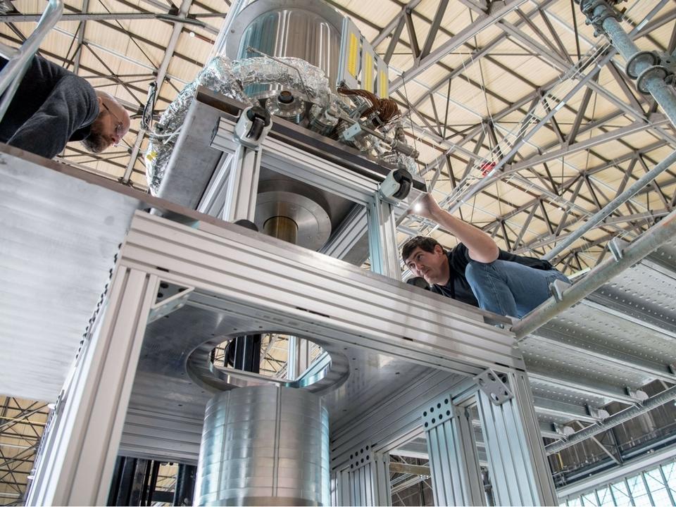 火星基地用の小型原子炉「Kilopower」、NASAが実験に成功