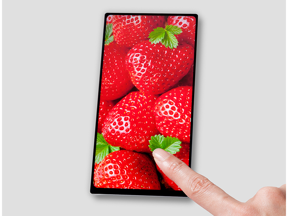 6.1インチの新型iPhone、18:9の液晶画面に超狭額ベゼルを採用か