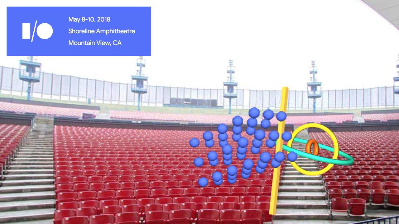 Googleの年次開発者イベント「Google I/O 2018」5月8日〜10日に開催