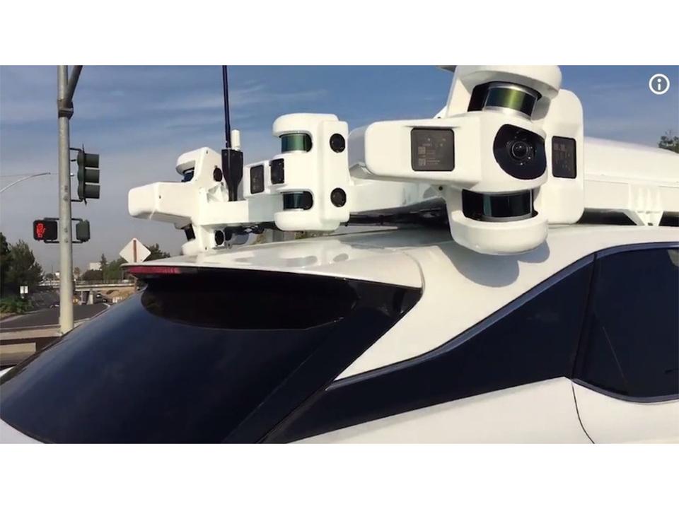 Apple、自動運転技術のテストカーを27台に増強