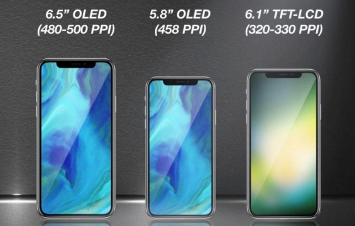 今年の新型iPhoneのRAMは4GBに進化、でも売れるのは廉価版?