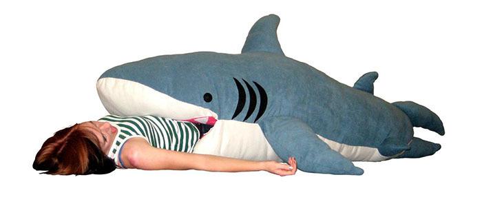 られる 食べ サメ 夢 に