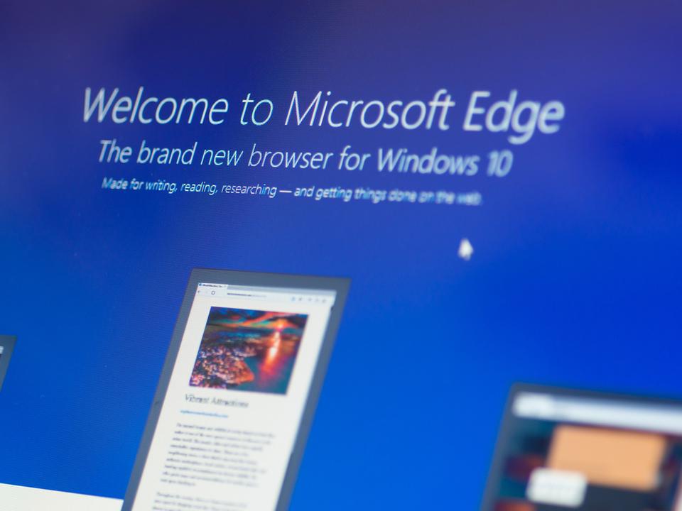 「Edge」ブラウザ、iPad対応はもうすぐ。来月初旬ににベータテスト実施