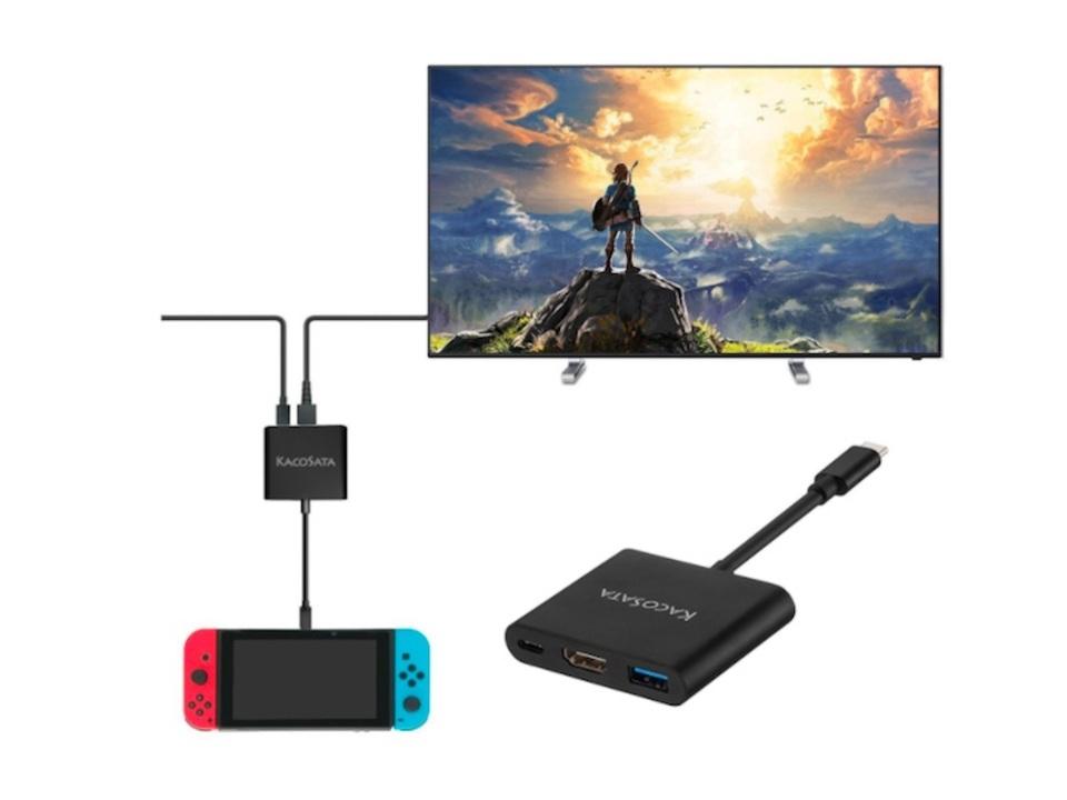 【本日のセール情報】Amazonタイムセールで80%以上オフも! Nintendo Switch用HDMI変換アダプターやいびき防止まくらがお買い得に