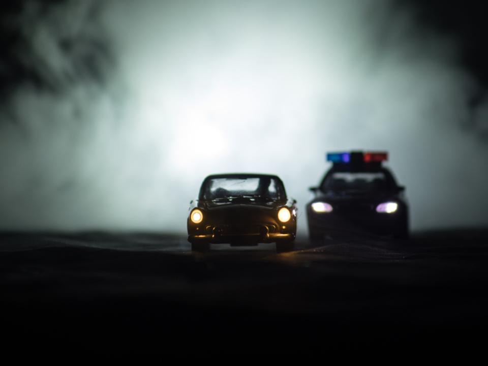 自動運転車とマシーンラーニングを組み合わせた、最強の追跡能力を持つパトカーの中身とは