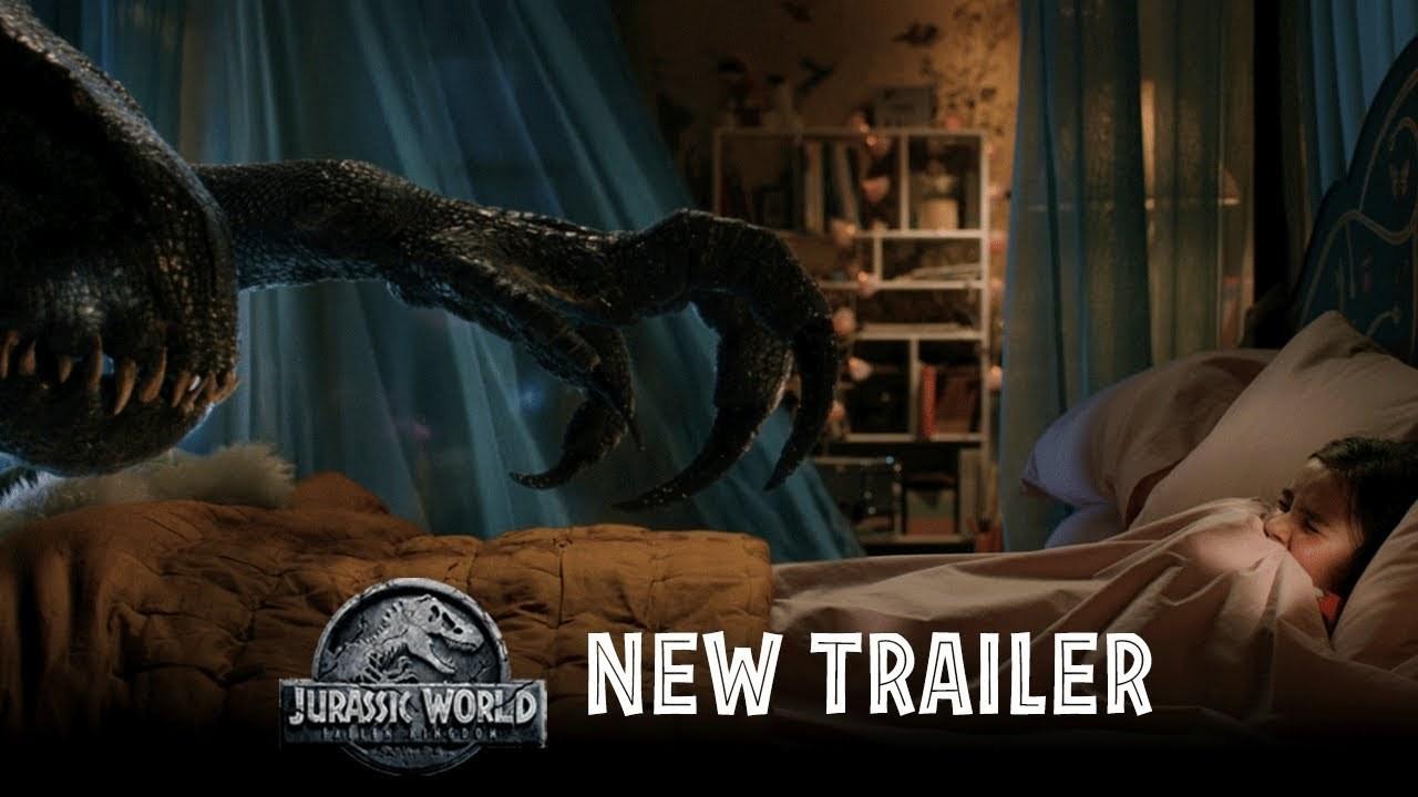 シリーズ全作品へのリスペクトを感じる、映画『ジュラシックワールド/炎の王国』の新トレーラー
