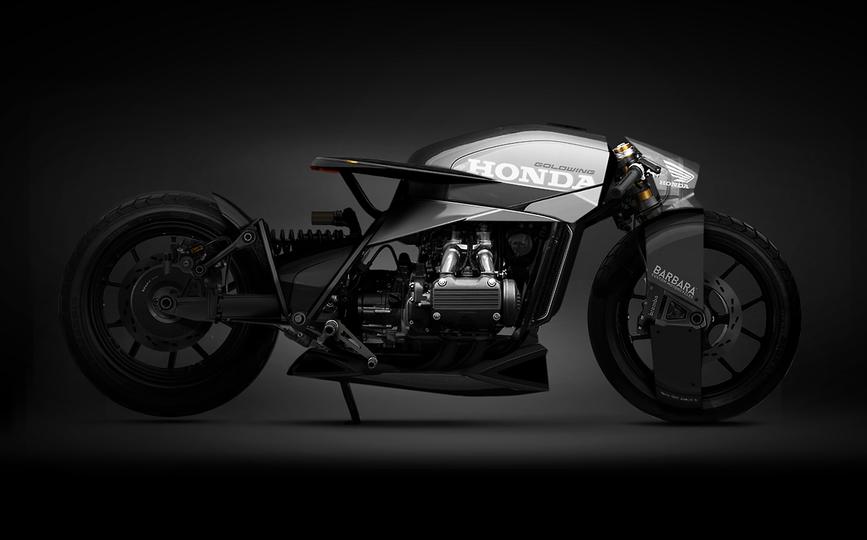 BMWにホンダにカワサキ…バイクを未来的にデザインしたコンセプト・アート | ギズモード・ジャパン