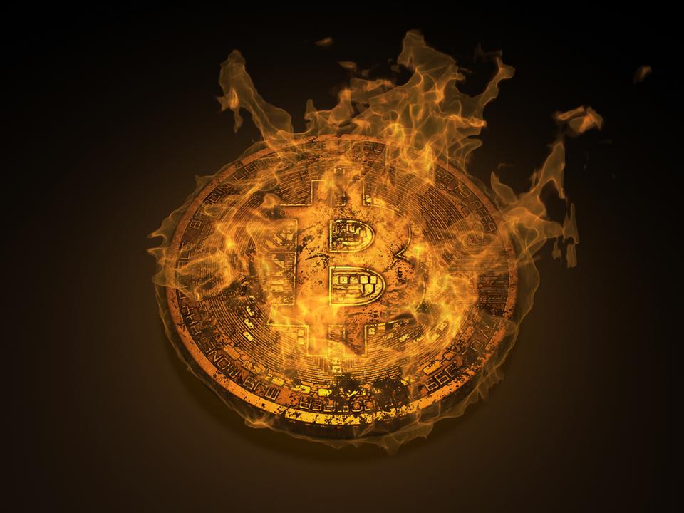 ビットコイン、一時60万円台に下落。終わりはあるのか