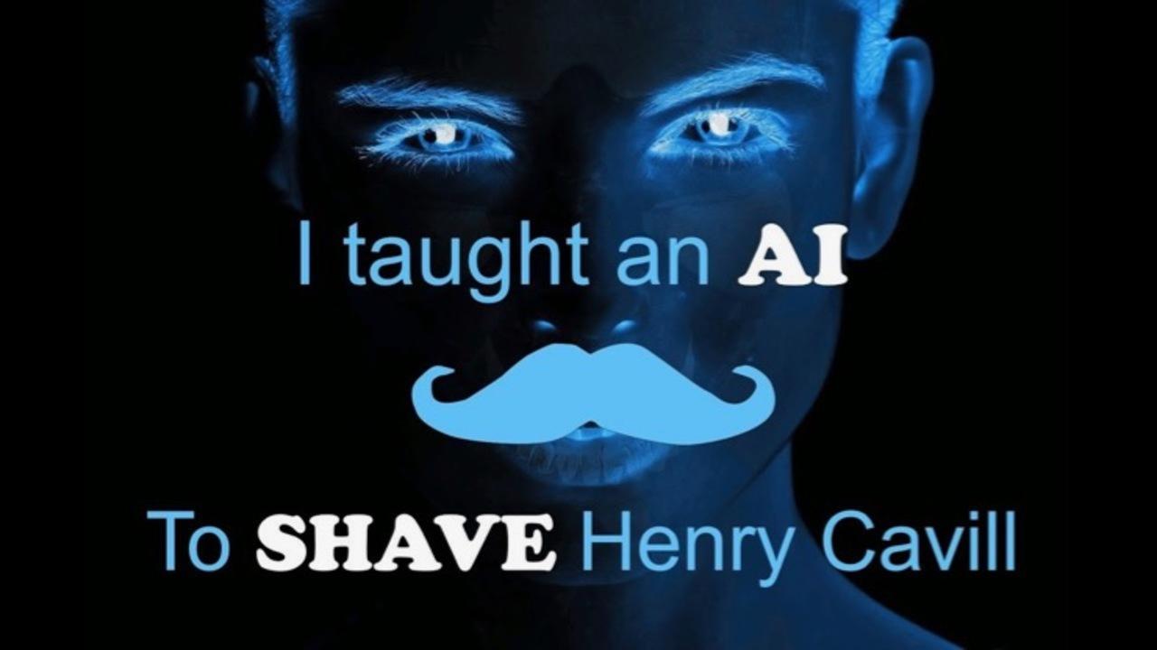 500ドルの「髭剃りエフェクトAI」、2500万ドルをかけたプロのVFXをあっさり超える