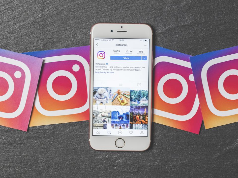 Instagramがストーリーズでのリグラム機能をテスト中…