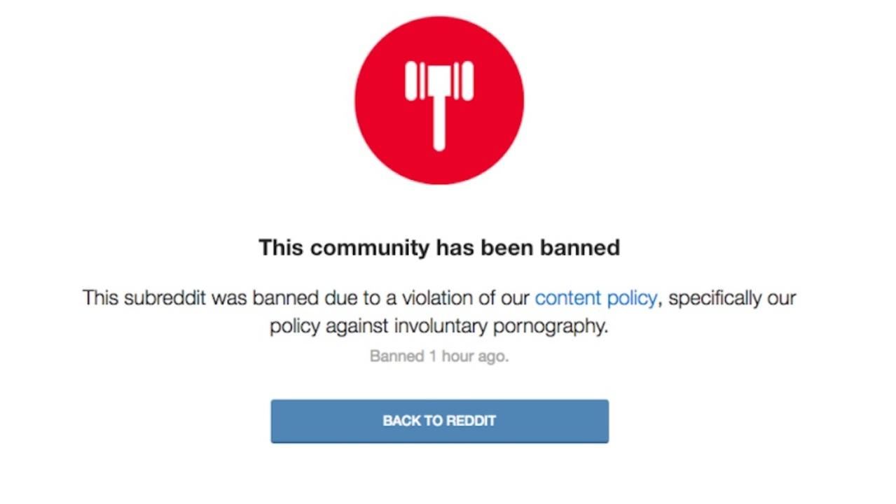 AI合成偽ポルノに対して、米大手掲示板Redditがレッドカード