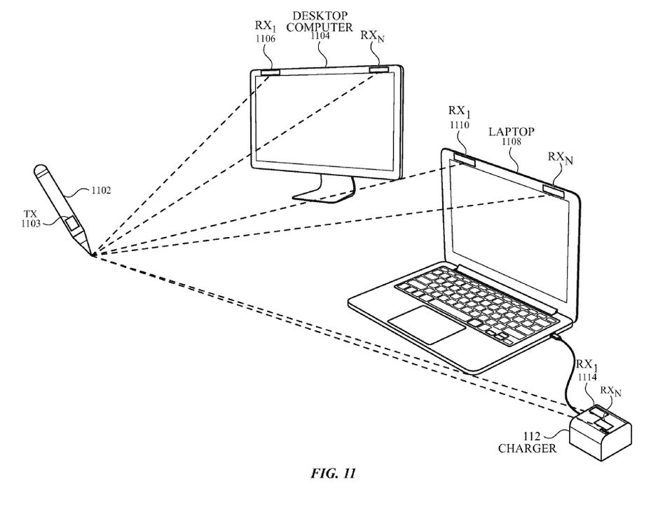 未来のApple PencilはiPadいらず? 新特許が判明