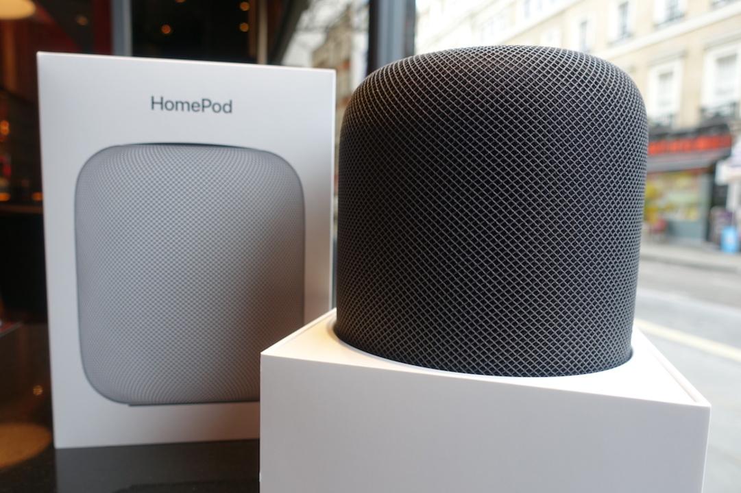 Appleのスマートスピーカー「HomePod」をロンドンでアンボックス!