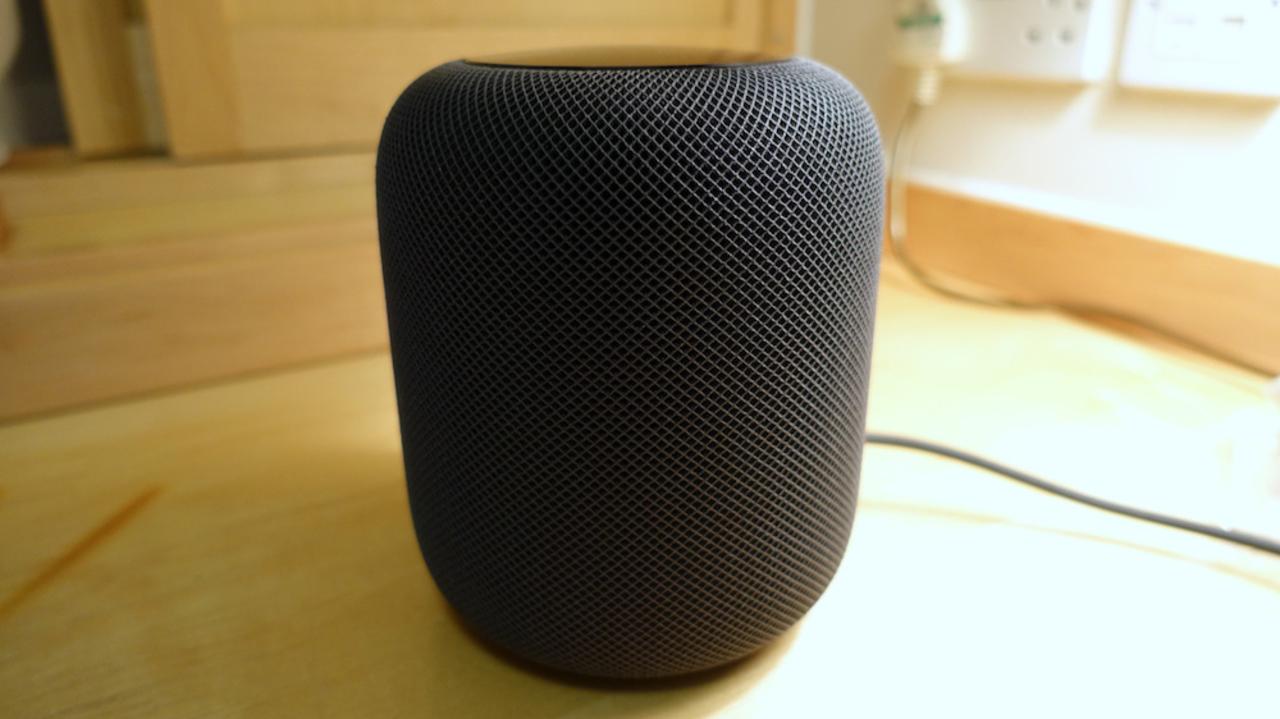 HomePod ファーストインプレッション:音質よし。そのほかは将来に期待