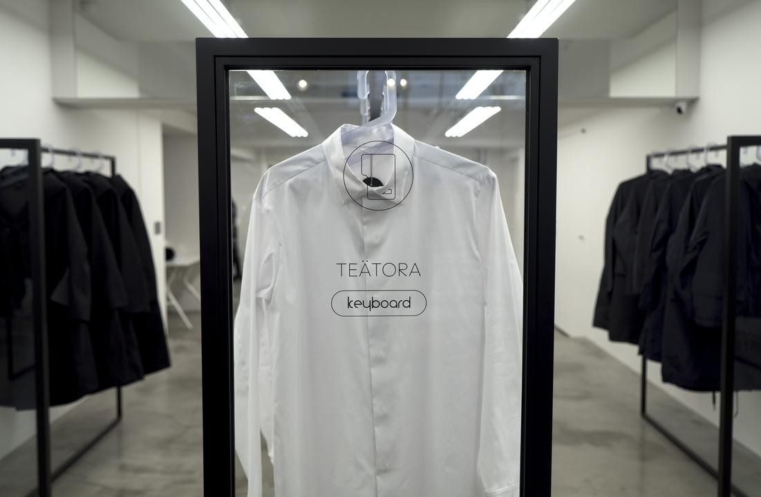 カバンいらずの「頭脳職のための機能服」、TEÄTORA(テアトラ)が旗艦店をOPEN(Gizmodo TVあり)