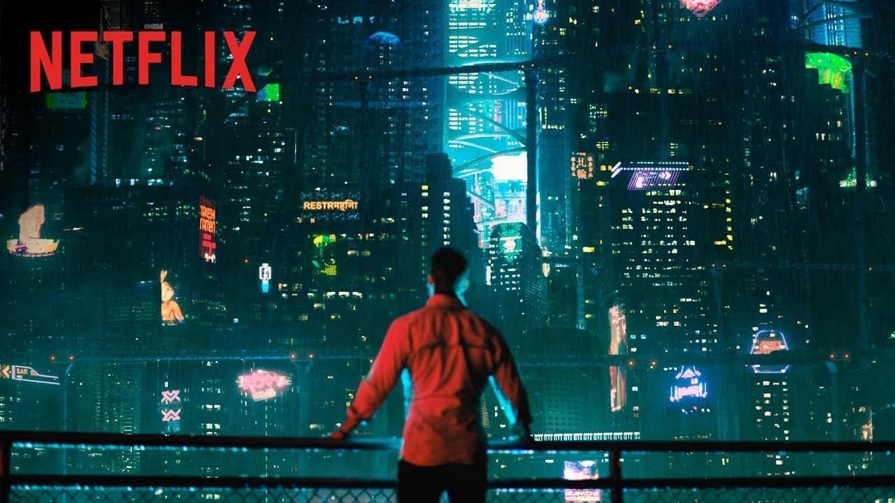 Netflixドラマ『オルタード・カーボン』がヌードだらけな理由