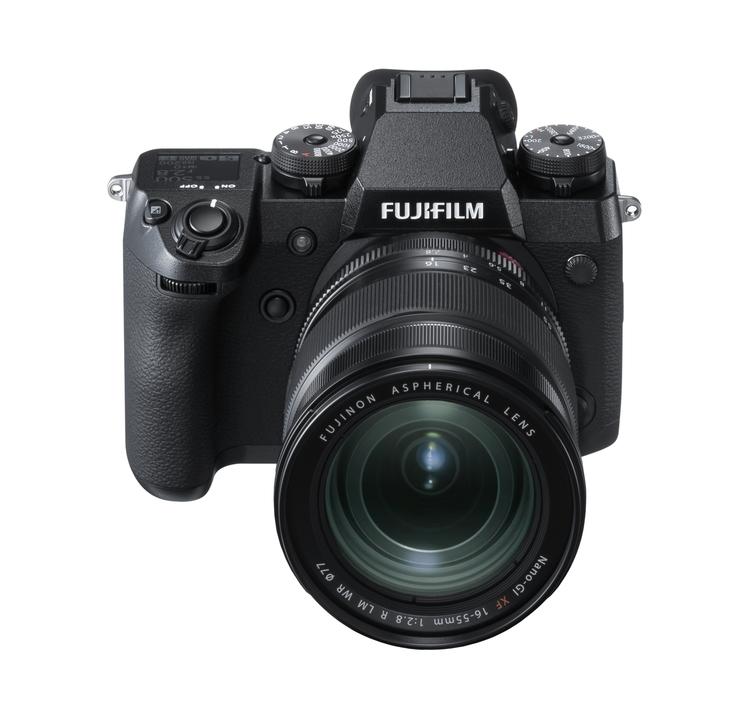 2018年大本命のカメラが来た。富士フイルムの新たなフラッグシップ機「FUJIFILM X-H1」