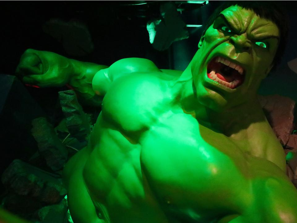 TV版『超人ハルク』で主人公がハルク化した爆笑理由あれこれ
