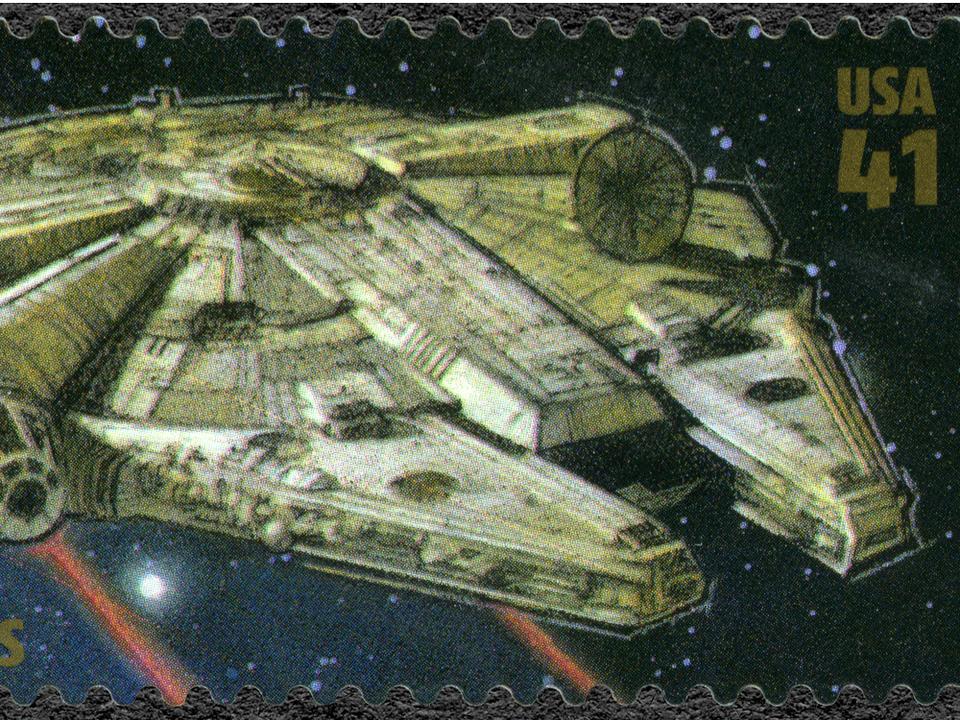 ハン・ソロが乗るミレニアム・ファルコン号は思ってたより古いらしいぞ?