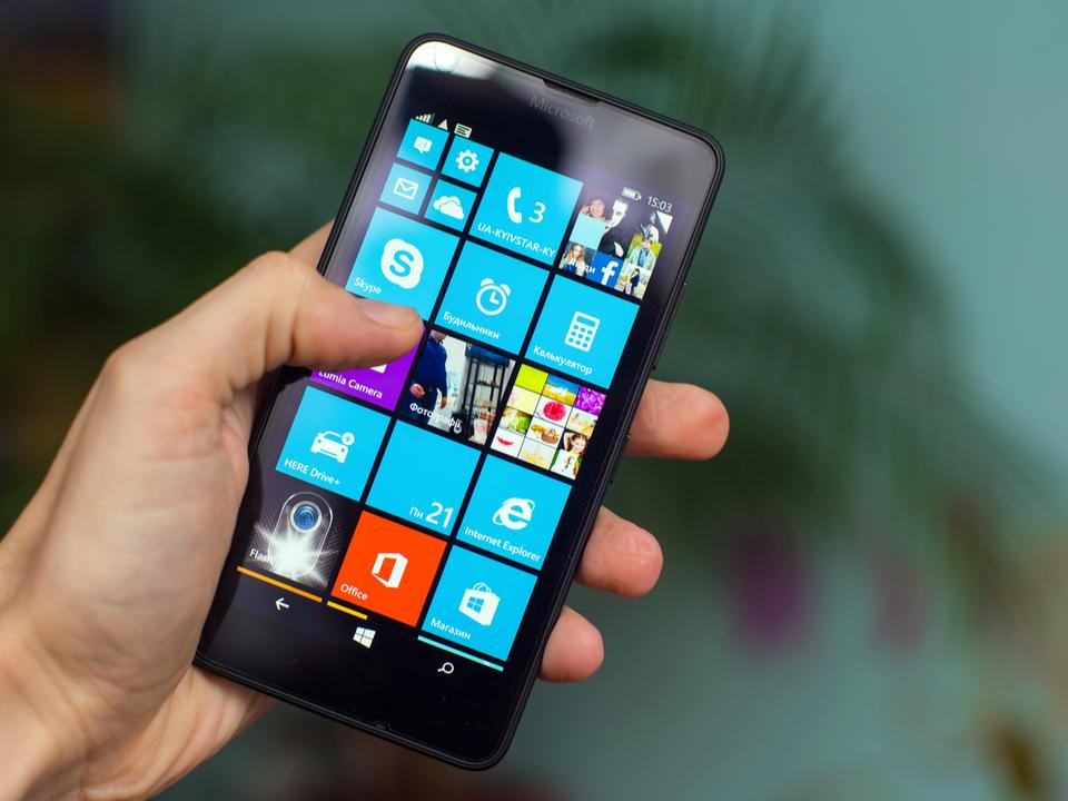 Microsoft、Windows Phone 7.5/8をさらに死へと追い込む