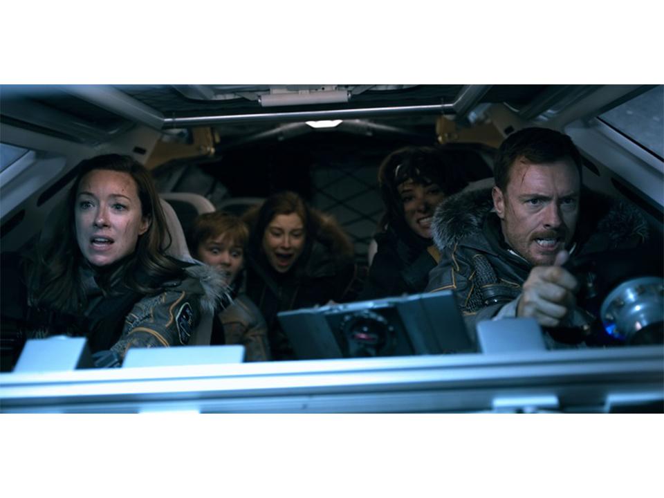 SFドラマ『ロスト・イン・スペース』がNetflixで新シリーズに。配信は4月13日!