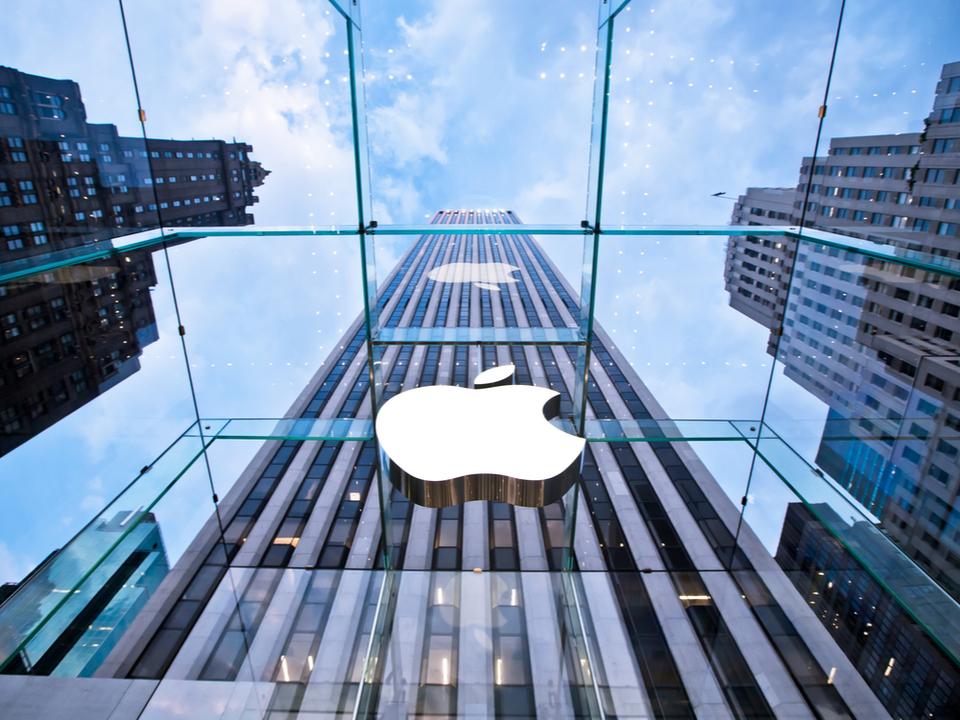 Apple、世界で最もイノベーティブな企業に選ばれる