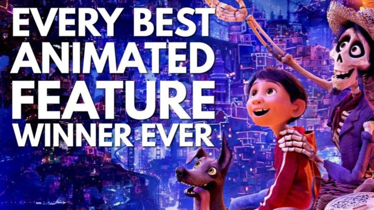 アカデミー賞の季節ですね!アニメーション歴代受賞作品と今年のノミネートをおさらい