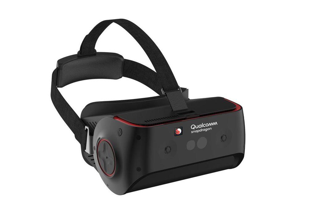 Qualcomm、Snapdragon 845搭載VRヘッドセットのデザインを公開