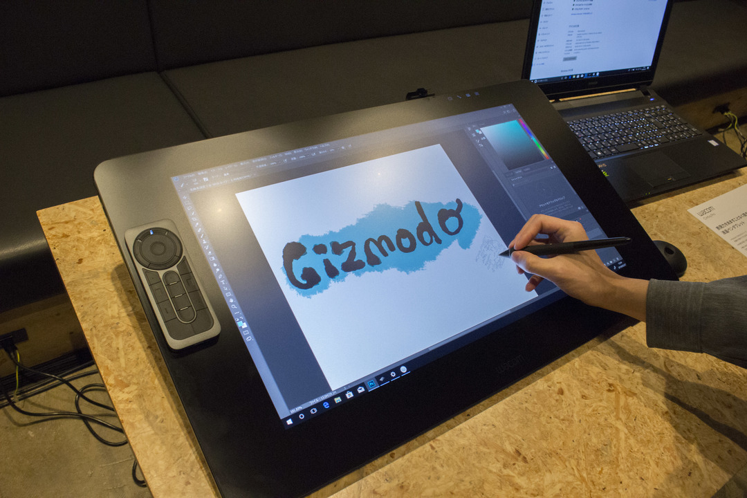 モジュール式PCによる単独起動を実現(VRも遊べるよ)。液晶タブレット「Wacom Cintiq Pro 24」が発表