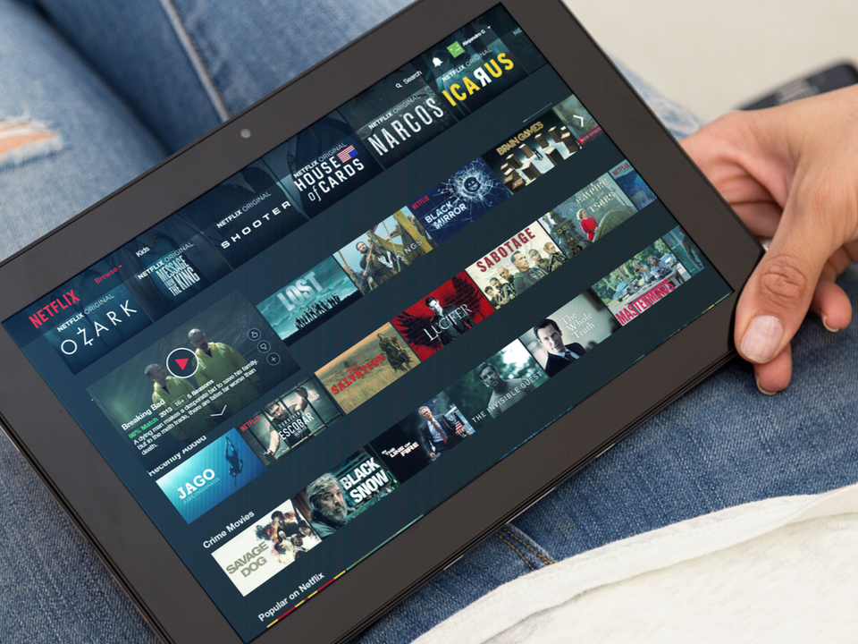 Netflixが巨額の予算を投じ、2018年内に700本の新作を配信しようと計画中