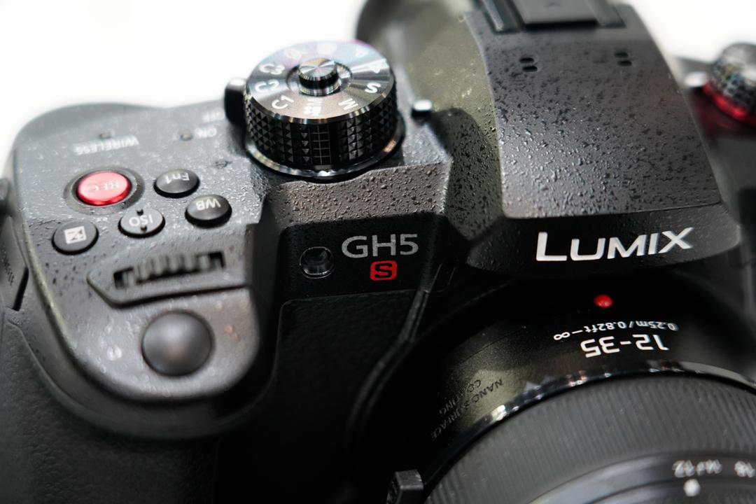 カメラが迎えた分岐点。「GH5S」は写真も撮れる動画カメラ #CPplus