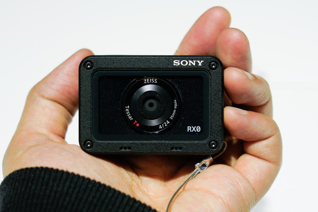 カメラの可能性を広げる高画質コンパクト。ソニー「RX0」をハンズオン #CPplus