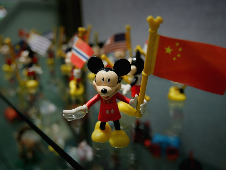 中国のSNSで「ディズニー」が禁止ワードに
