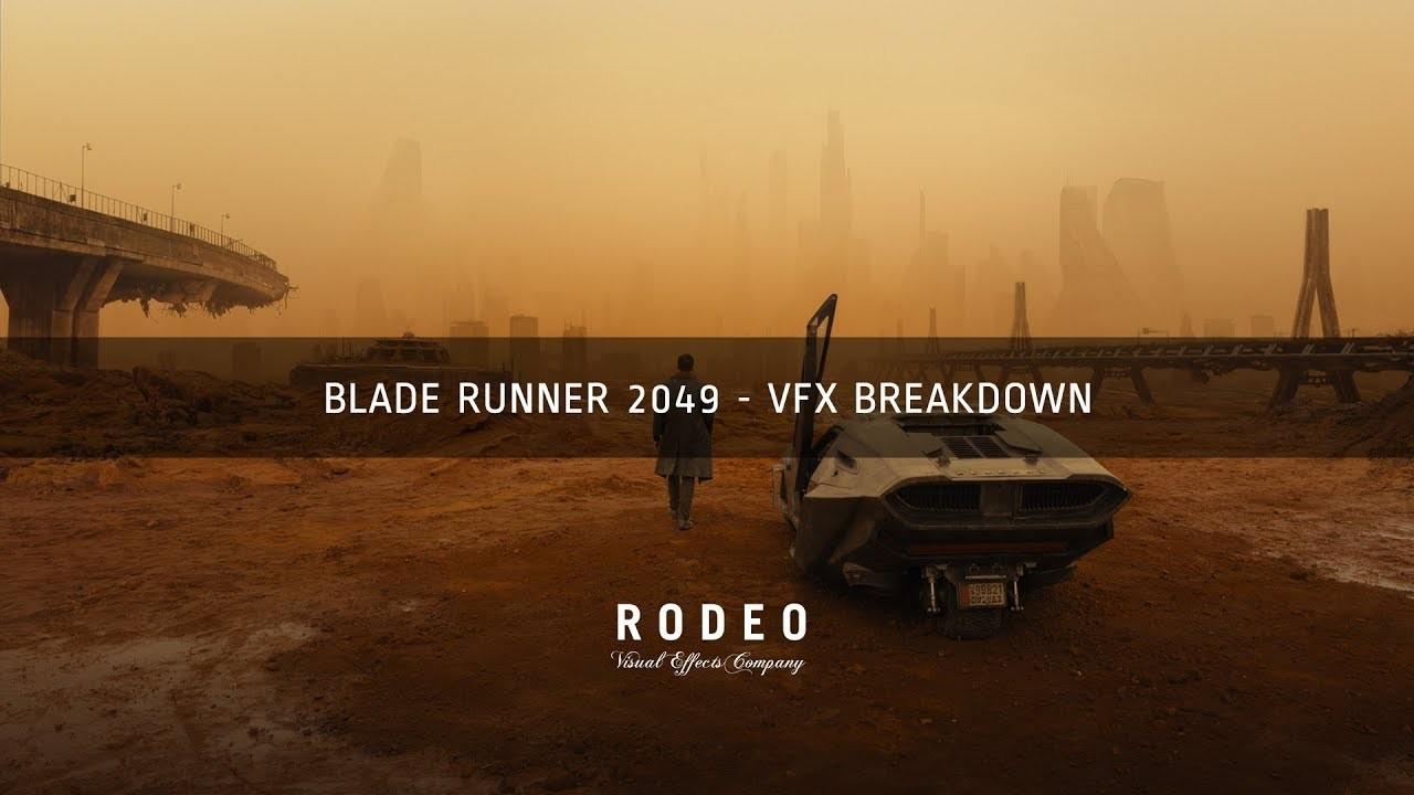 アカデミー賞視覚効果賞受賞『ブレードランナー2049』のVFX裏側映像の数々